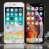 Un iPhone XS Max et un iPhone XS