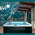 Un spa Trévi Sky de 5000 $