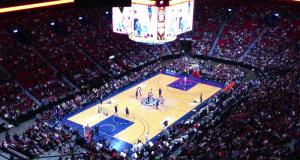 Voyage pour une partie de la NBA