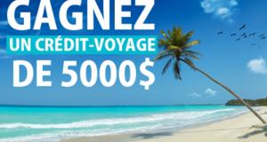 Crédit-voyage de 5 000 $ offert par Incognito Medispa