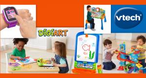 Gagnez des jouets interactifs VTech