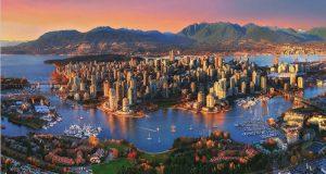 Gagnez un Voyage pour 4 à Vancouver (Valeur de 5000$)