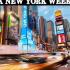 Un week-end à New York pour deux personnes
