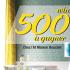 Une carte-cadeau de 500$ chez Bouclair