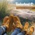 Une paire de bottes Timberland classiques