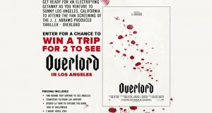 Voyage pour 2 à Los Angeles pour voir un film (4 100 $)