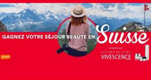Voyage pour deux personnes à Genève en Suisse