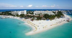Voyage tout inclus pour 4 à Isla Mujeres à Cancun