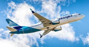 2 billets d'avion aller-retour WestJet