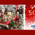 500 $ sur les décorations de Noël chez Couture Timber Mart