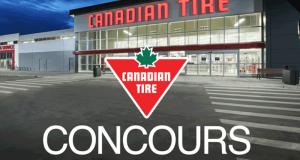 Carte-cadeau Canadian Tire Granby de 1 000 $
