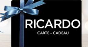 Carte-cadeau Ricardo Cuisine de 500 $