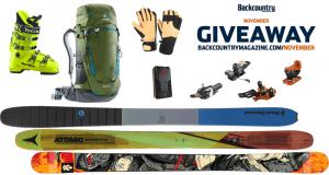 Gagnez un équipement de ski (Valeur de 3 681 $)