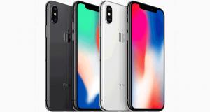 Gagnez un iPhone X 256 Go (Valeur de 1 180 $)