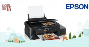 Gagnez une imprimante Epson sans fil et multifonction