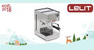 La machine à espresso Anna PL41 LEM de Lelit