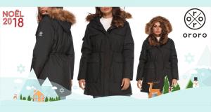 Manteau d'hiver chauffant Ororo pour femme