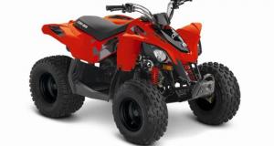 Quad Can-Am DS 90 2019 d'une valeur de 2849$