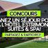 Séjour pour deux à l'hôtel Estrimont Suite & Spa