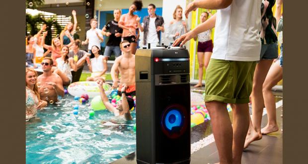 Système de divertissement tout-en-un OK75 de LG