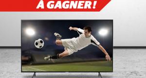 Téléviseur intelligent 4k de 58 po Samsung