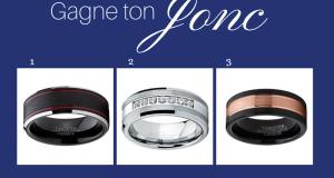 Votre jonc parmi 3 choix proposés par Bijoux Escargot