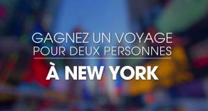 Voyage à New York pour deux personnes