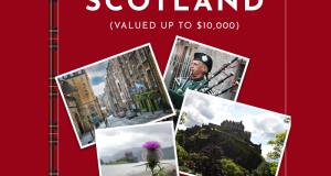 Voyage pour deux personnes en Écosse (10 000 $)