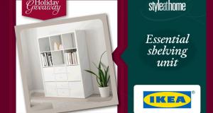 Gagnez une Étagère Ikea
