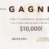 3 expériences gourmandes vin et chocolat (10 000 $ chacune)