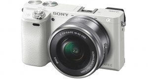 Appareil photo sans miroir A6000 24,3 Mpx de Sony