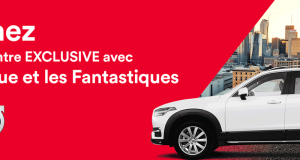 Escapade à Montréal dans une luxueuse Volvo avec chauffeur privé