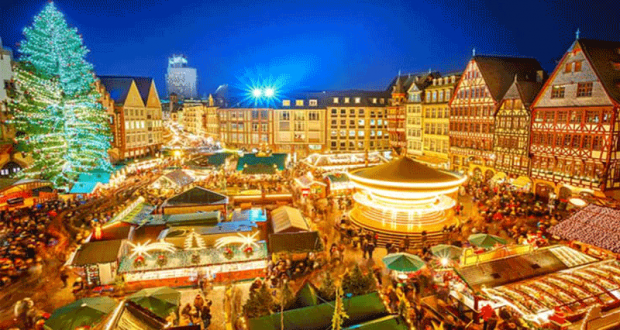 Gagnez des vacances en Allemagne (Valeur de 4798)
