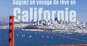 Gagnez un Voyage en Californie pour 4 personnes (8 000 $)