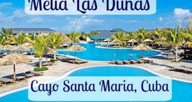 Gagnez vos vacances tout inclus à Cayo Santa Maria