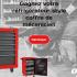 Réfrigérateur style coffre de mécanicien (Valeur de 899$)