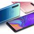 Un smartphone Samsung Galaxy A9