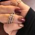 Une bague en diamant de Frank Jewelers