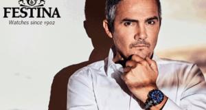 Une montre pour homme Festina