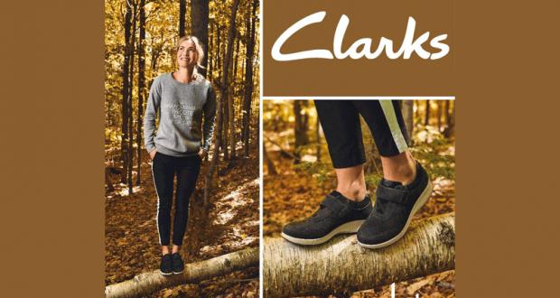 Une paire de chaussure Clarks de votre choix