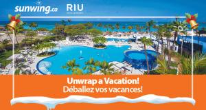 Vacances tout compris de 7 nuitées sur l'île d'Aruba