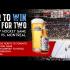 Voyage pour deux à Toronto pour un match de hockey