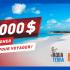 3 000 $ en crédit voyage