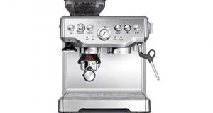 5 machines à café Breville (valeur de 800 $ chacune)