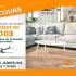 500$ de crédit applicable sur un plancher de bois franc BSL