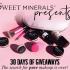 Divers produits Sweet Minerals