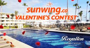 Gagnez un Voyage tout inclus pour 2 à Cancun (5000$)