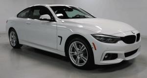 Gagnez une Location de 24 mois d'une BMW 430i 2019