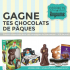Gagnez une sélection de chocolats de Pâques