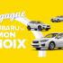 Location 24 mois d'une voiture Subaru de votre choix
